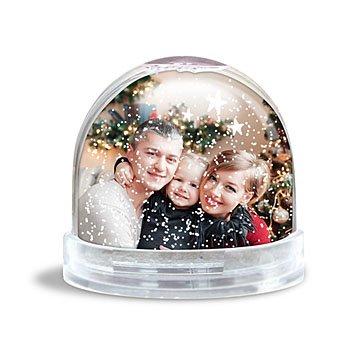 Sneeuwbol - Kerstdecoratie - 0