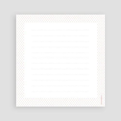 Bedankkaartje geboorte dochter - Roze wonderen 57073 preview