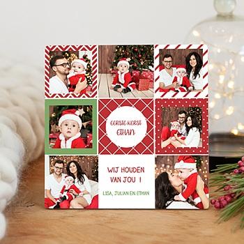Fotolijsten - Damier de Noel - 0