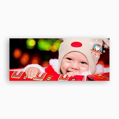 Gepersonaliseerde Fotomokken Kerstmok met uw foto pas cher