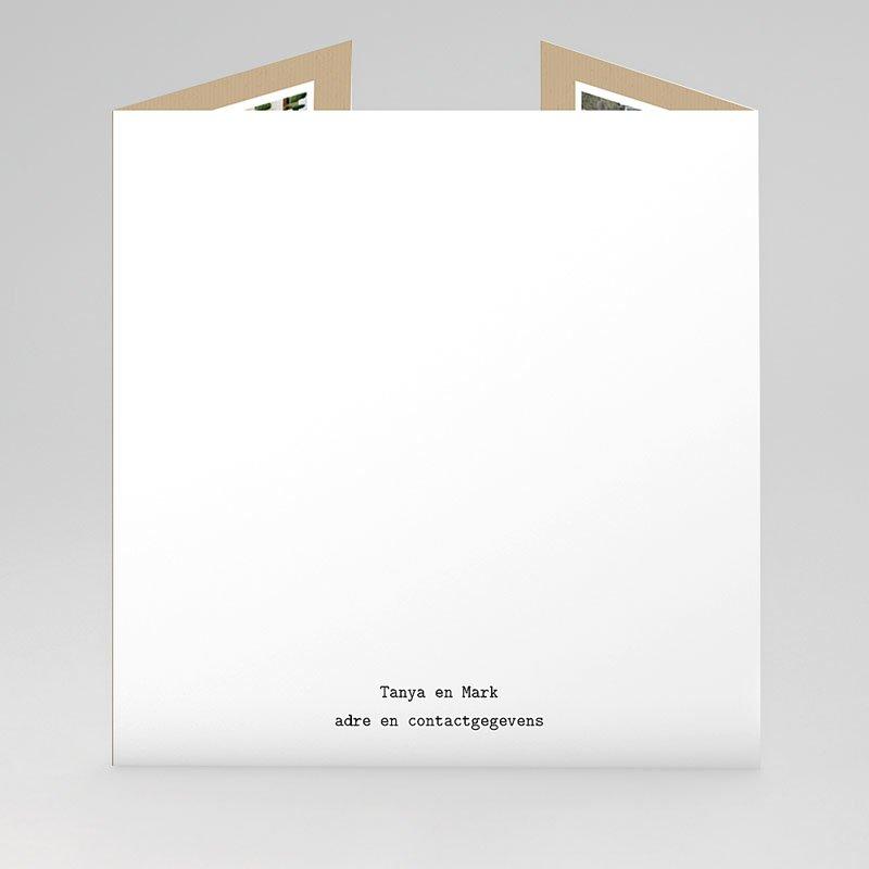 Originele bedankkaarten huwelijk - Ons verhaal 57204 thumb