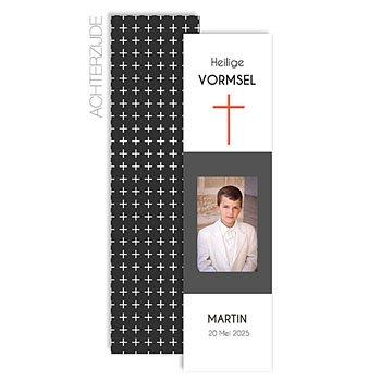 Boekenlegger - Croix Moderne - 0