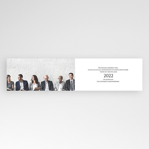 Professionele wenskaarten - Pingouins 57299 thumb