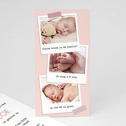 Aankondiging Geboorte Pola