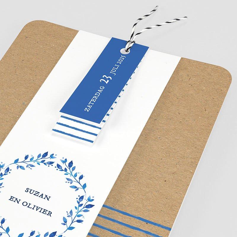 Landelijke trouwkaarten - Mediterrane stijl 57787 thumb