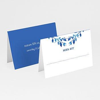 Tafelkaartjes huwelijk - Mediterrane stijl - 0