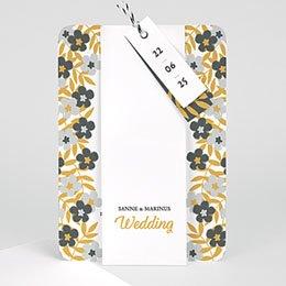 Aankondiging Huwelijk Anemonen