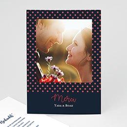 Bedankkaartjes Huwelijk French Flair