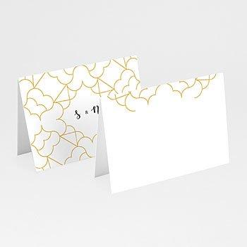 Tafelkaartjes huwelijk - Alhambra - 0