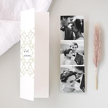Oosterse bedankkaarten - Alhambra - 0