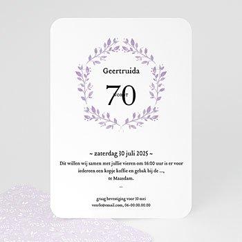 50 jaar Flowers