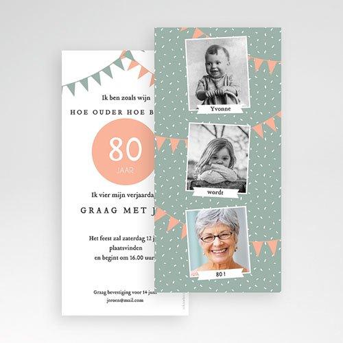 80 jaar - Tachtig jaar 59166 thumb