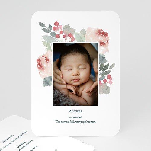 Geboortekaartje meisje - Althea 59735 thumb