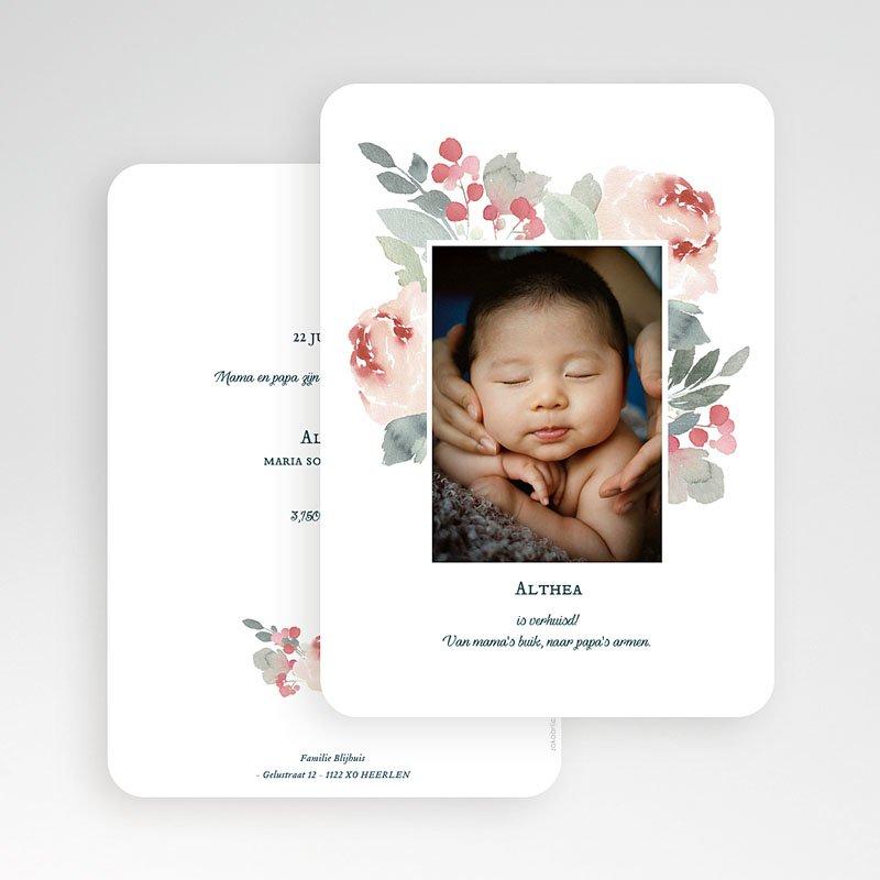 Geboortekaartje meisje - Althea 59737 thumb