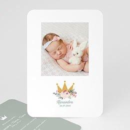 Aankondiging Geboorte Little Princess