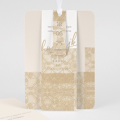 Chique trouwkaarten - Constantinopolis 60001 thumb