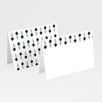 Tafelkaartjes huwelijk - Pauwenveer - 0