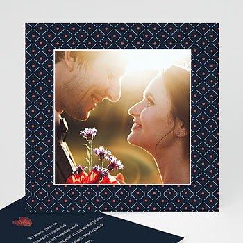 Bedankkaarten huwelijk met foto - So Chic - 0