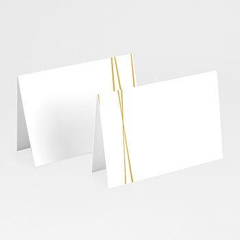Tafelkaartjes huwelijk - Minimal Chic - 0