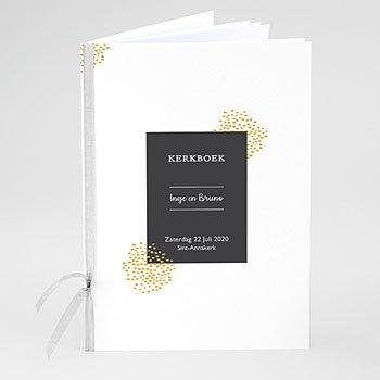 Boekomslag voor trouwboekjes - Fall Harvest - 0