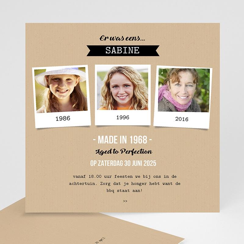 Verjaardagskaarten volwassenen - 50 Diapo 60970 thumb