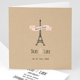Aankondiging Huwelijk Paris