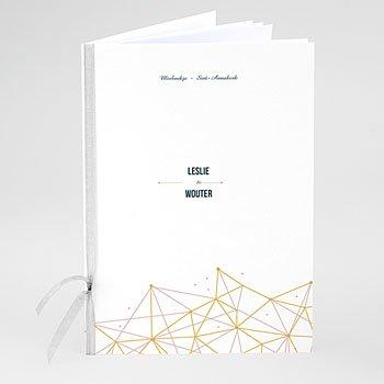 Boekomslag voor trouwboekjes - Sterrenbeeld - 0