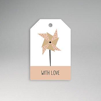 Etiket geboorte - Sweet Origami - 0
