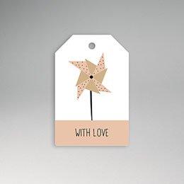 Foto-sticker Sweet Origami
