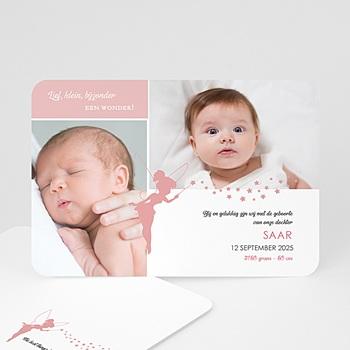 Geboortekaartje meisje - Magical - 0
