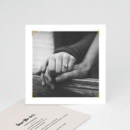 Save the date Huwelijk Nieuw avontuur
