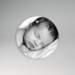Etiket geboorte Initiaal