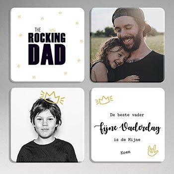 Viltjes - Cheer Rocking Dad - 0