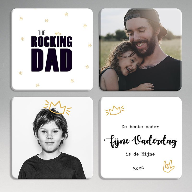 Viltjes Cheer Rocking Dad
