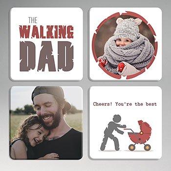 Viltjes - Walking Dad Cheers - 0