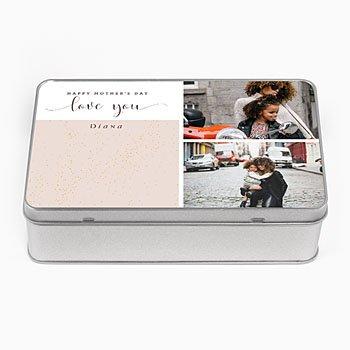 Personaliseerbare blikken doosjes - Nude Box - 0