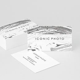 Visitekaart Professionnel Foto en Marmer