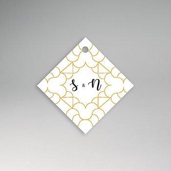 Etiket huwelijk - Alhambra - 0