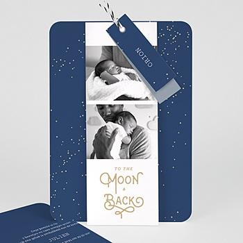 Geboortekaartje jongen - Orion - 0