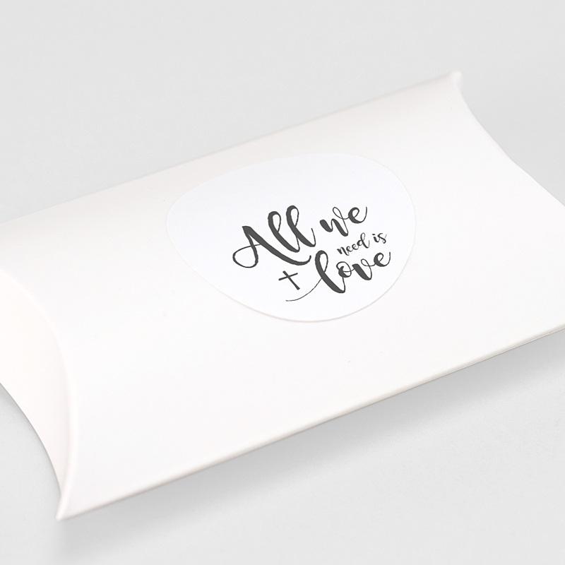 Stickers communie - Love Jesus 62786 thumb