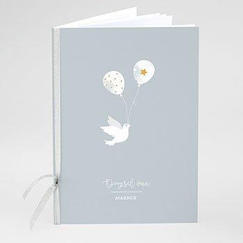 Boekomslag voor doopboekjes - Peaceful - 0
