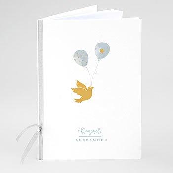 Boekomslag voor doopboekjes - Peace Loving - 0
