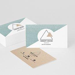 Visitekaart Professionnel Architecten