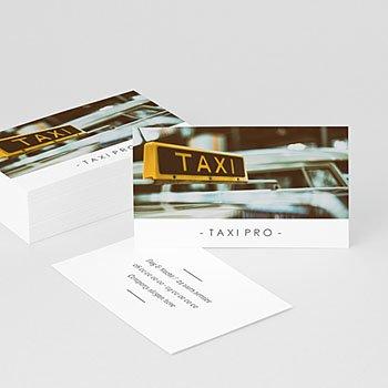 Visitekaartjes - Taxi Driver - 0