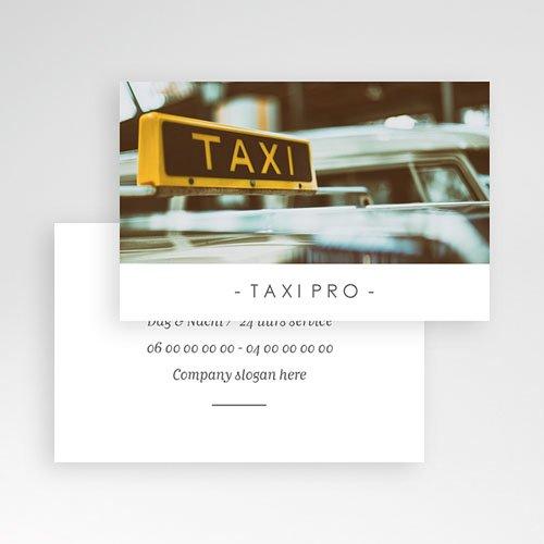 Visitekaartjes Taxi Driver pas cher