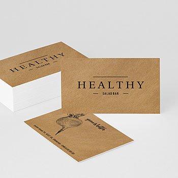 Visitekaartjes - Healthy - 0