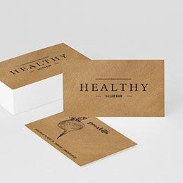 Visitekaart Professionnel Healthy