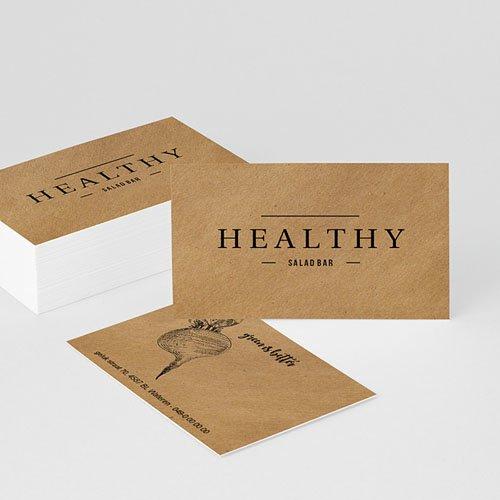 Visitekaartjes - Healthy 63939 thumb