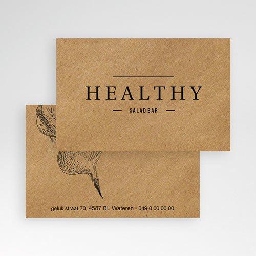 Visitekaartjes - Healthy 63940 thumb