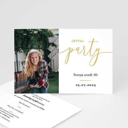 30 jaar - Joyful Party 30 64133 thumb